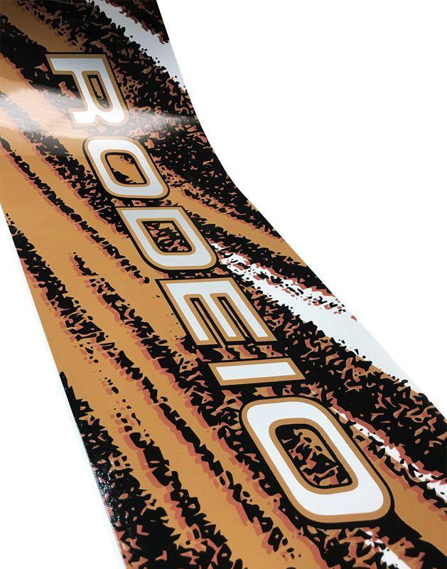 Jogo de Faixa Decorativa S10 Rodeio 2011 Adesivo Lateral