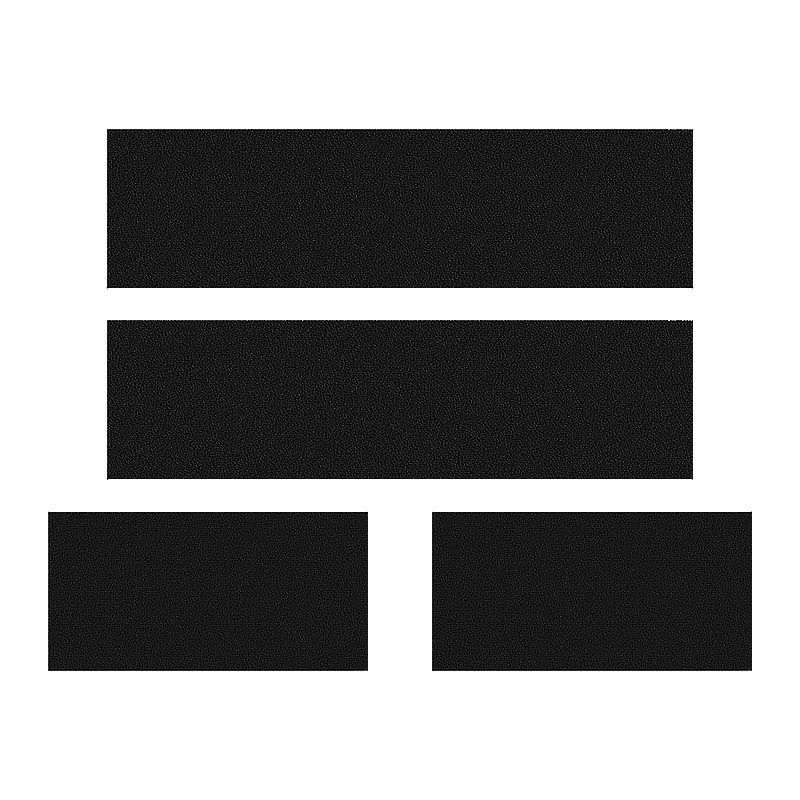 Kit Acessório Grade Yaris Hatch + Frisos + Soleira Protetora