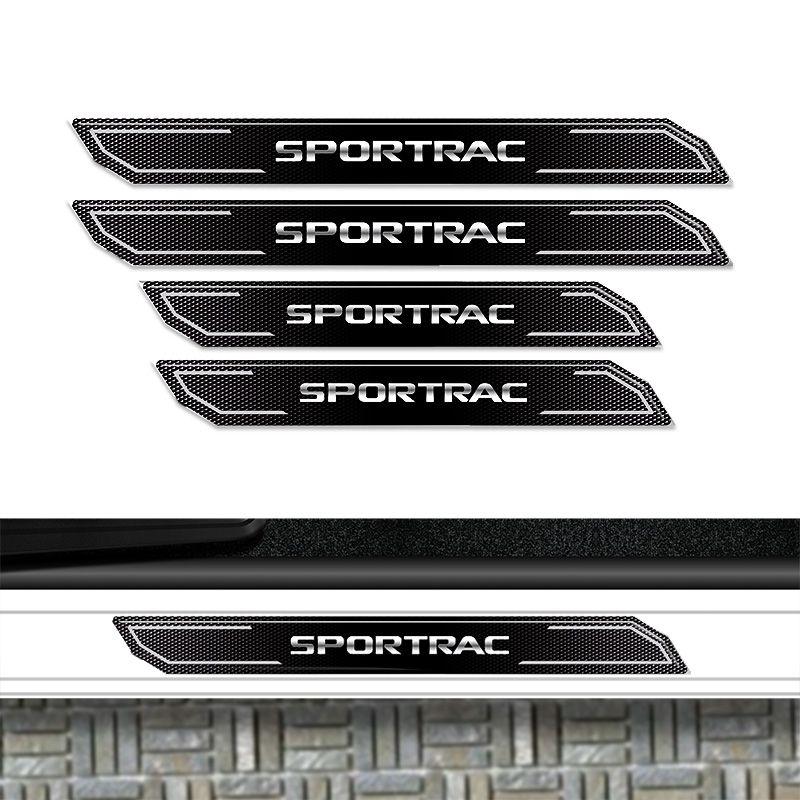 Kit Soleira Da Porta Diamante Ranger Sportrac Resinada