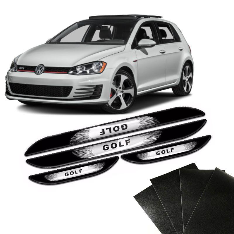 Kit Soleira Da Porta Golf 14/ Com Black Over Resinado