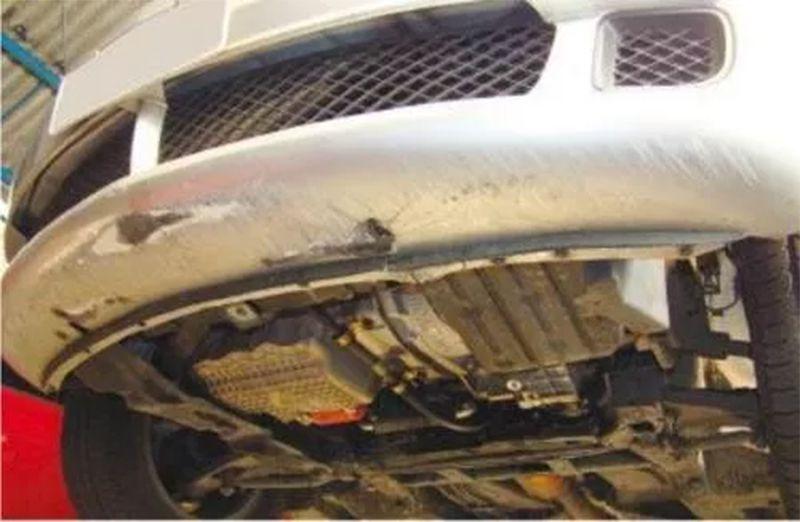 Protetor De Carter Chrysler Pt Cruiser 2006/ Pintura Epoxi