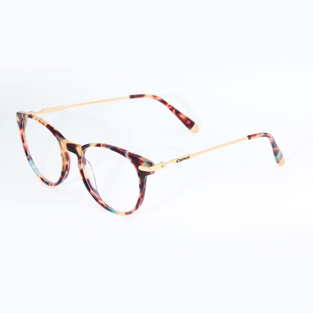 c4c3cf0645d53 Oculos de Grau Redondo 41019 - Óticas de Sá