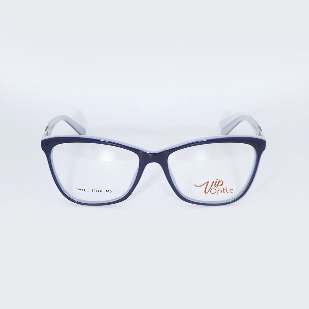 a8606c82d Óculos Para Grau Azul Brilhante Vip 17-4156 - Óticas de Sá