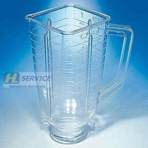 Copo De Vidro Liquidificador Oster Original