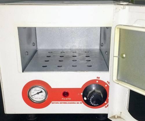Estufa Esterilizadora Hot Kiln Hk 05 Bivolt