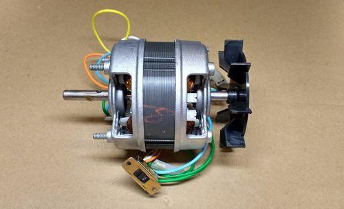 Motor Churrasqueira Hidro Bivolt Original - Frete Grátis