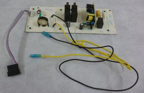 Placa Principal Microondas Fischer Prime Embutir Inox