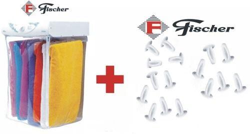 Saco Secadora Fischer Amiga + Rebite Trava (originais)