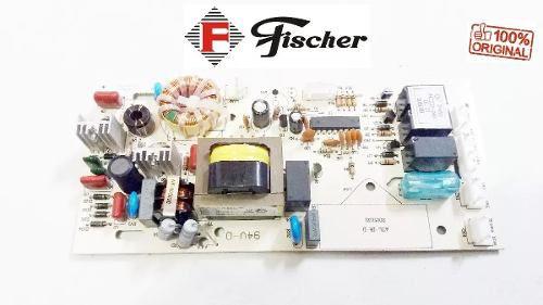 Placa Coifa Talent Steel 90cm Fischer 127v - Original