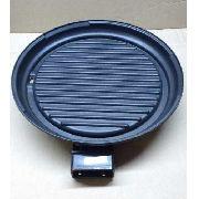 Resistencia C/ Panela 1250w 127v Savory Grill Cadence Grl289