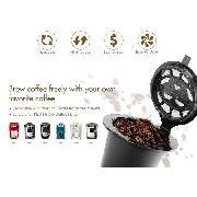 Refil Nespresso Reutilizável Capsula Filtro Café - Import