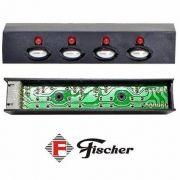 Caixa Chave De Comando Placa Botões Coifa Fischer