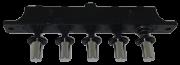 Interruptor 5 comandos Depurador SLIM  3 Velocidades Suggar