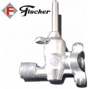 Kit 4 Registro Válvula Fogão Cooktop Fischer