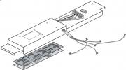Placa Principal Digital Cooktop Elettromec Vitrocerâmico 60 cm CV600