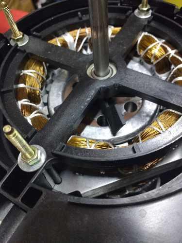 Bobina Motor Ventilador Ventisol De Parede Bivolt