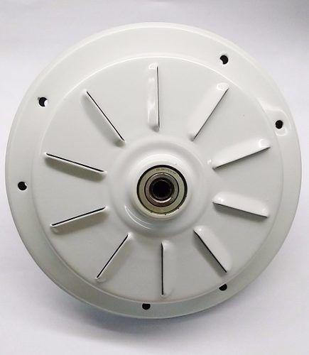 Motor Ventilador De Teto Ventisol 127v Branco