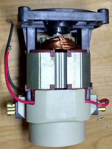 Motor Lava Jato Electrolux Power Wash Ews 220v