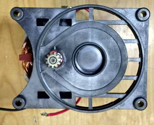 MOTOR LAVADORA ELECTROLUX EWS30 / EWS31 220V (2AQ30011R)