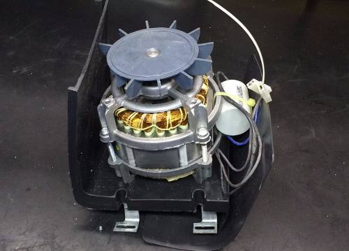 Motor Lavadora New Up 127v