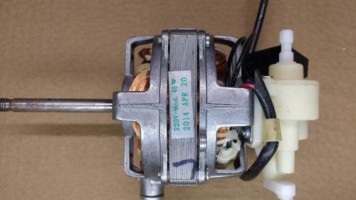 Motor Ventilador Parede Ventisol 30 Cm E 40 Cm 45w 220v