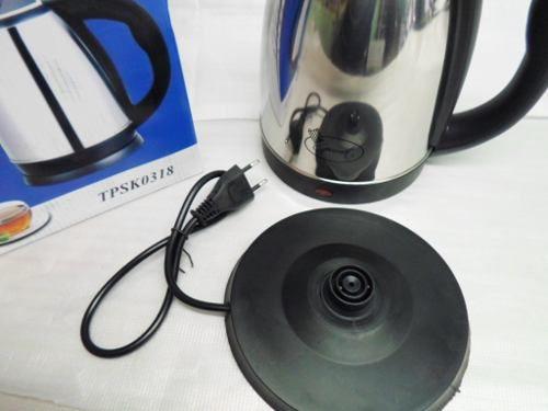 Jarra Elétrica Gourmet Inox - 220v