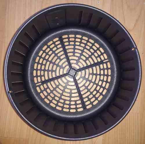 Cesta + Forma De Alimentos Para Fritadeira Air Fryer