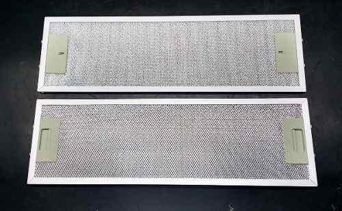 Filtro De Alumínio Lavável Depurador Fischer Slim 60cm 5760