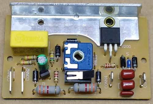Placa Potencia Aspirador One Electrolux - One03 / One05  - HL SERVICE