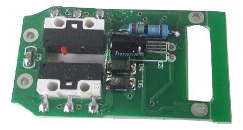 Placa Principal Da Escova Rotativa Mondial Er-03