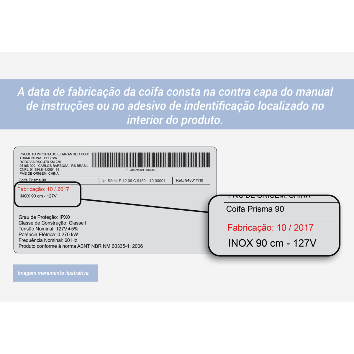 Filtro De Carvão Para Coifa Tramontina 02 un.  - HL SERVICE