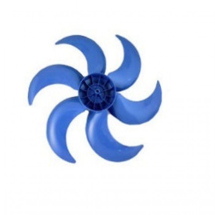 Helice Ventilador Mondial NV 03  6 Pas 30cm Azul  - HL SERVICE