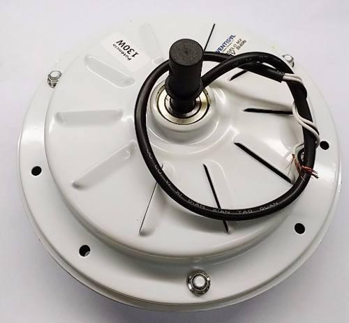 Kit 02 Motor Ventilador Teto Branco 220V Ventisol Original  - HL SERVICE