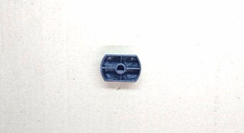 Kit 04 Botões CookTop Built Vertical Preto  - HL SERVICE