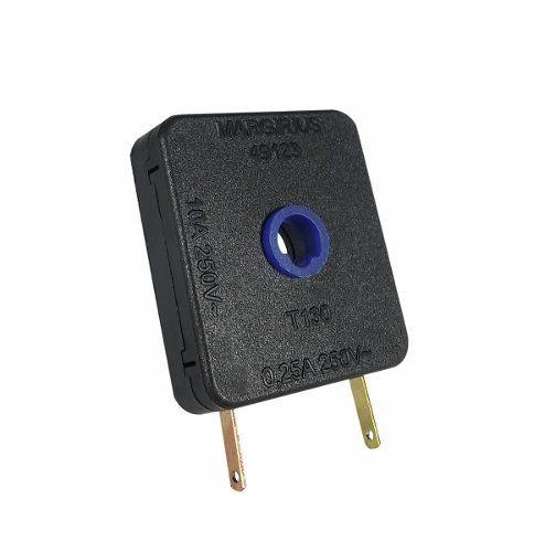 Kit 04 Interruptores + 01 Registro Cooktop Fischer    - HL SERVICE