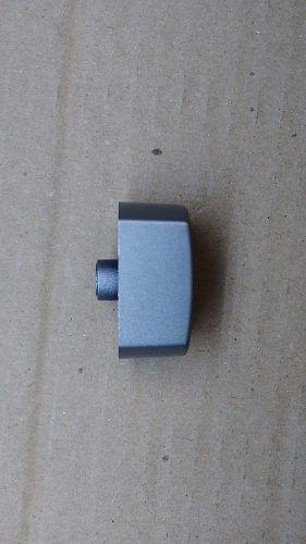 Kit 05 Botões CookTop Built Horizontal Prata