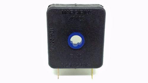 Kit 5 Interruptor + 16 Borrachas Trempe Fischer