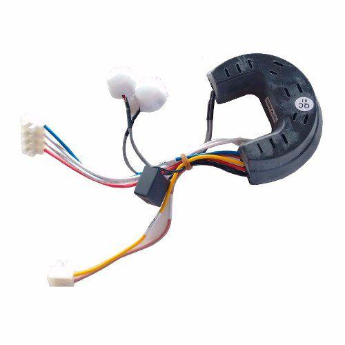 Kit Controle Remoto + Receptor Ventilador de Teto Ventisol 127v  - HL SERVICE
