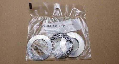 Kit Retentor + Rolamento Axial Lava Jato Electrolux EWS10