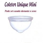 Coletor Menstrual UNIQUE MINI 30ml + Porta Coletor