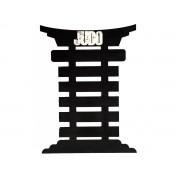 Porta Faixa De Judo Quadro Medalhas