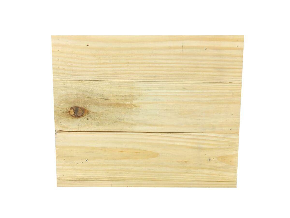 Adega Para Garrafa de Vinhos E Porta Taças em Madeira Pinus