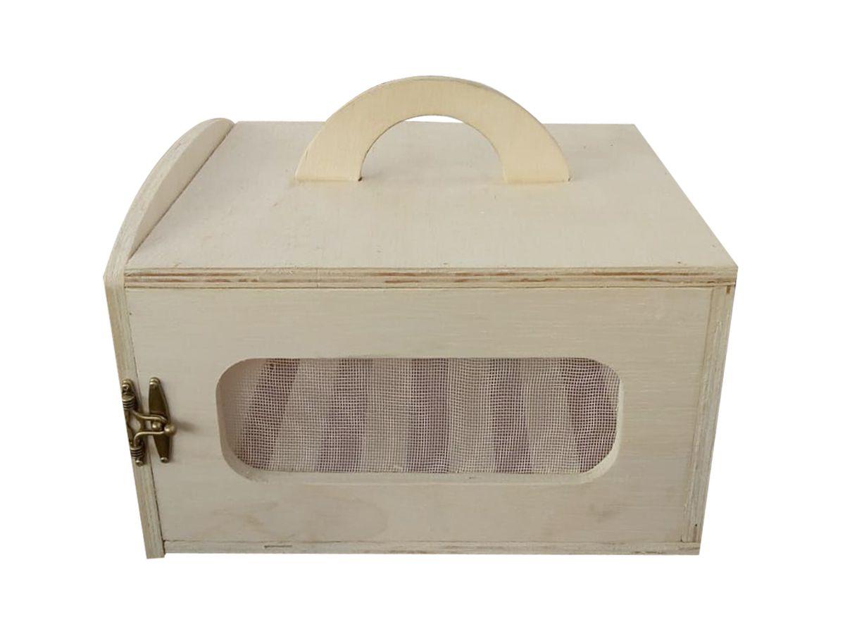 Caixa Estufa Para Curar 1 Queijo