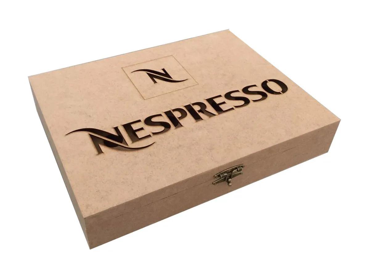Caixa Porta 48 Cápsulas Café Nespresso Café Expresso