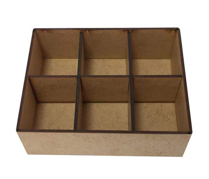 Caixa Porta Treco Organizadora para Bombom