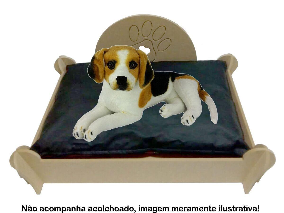 Cama Caminha Pet Cachorro Gato Mutts