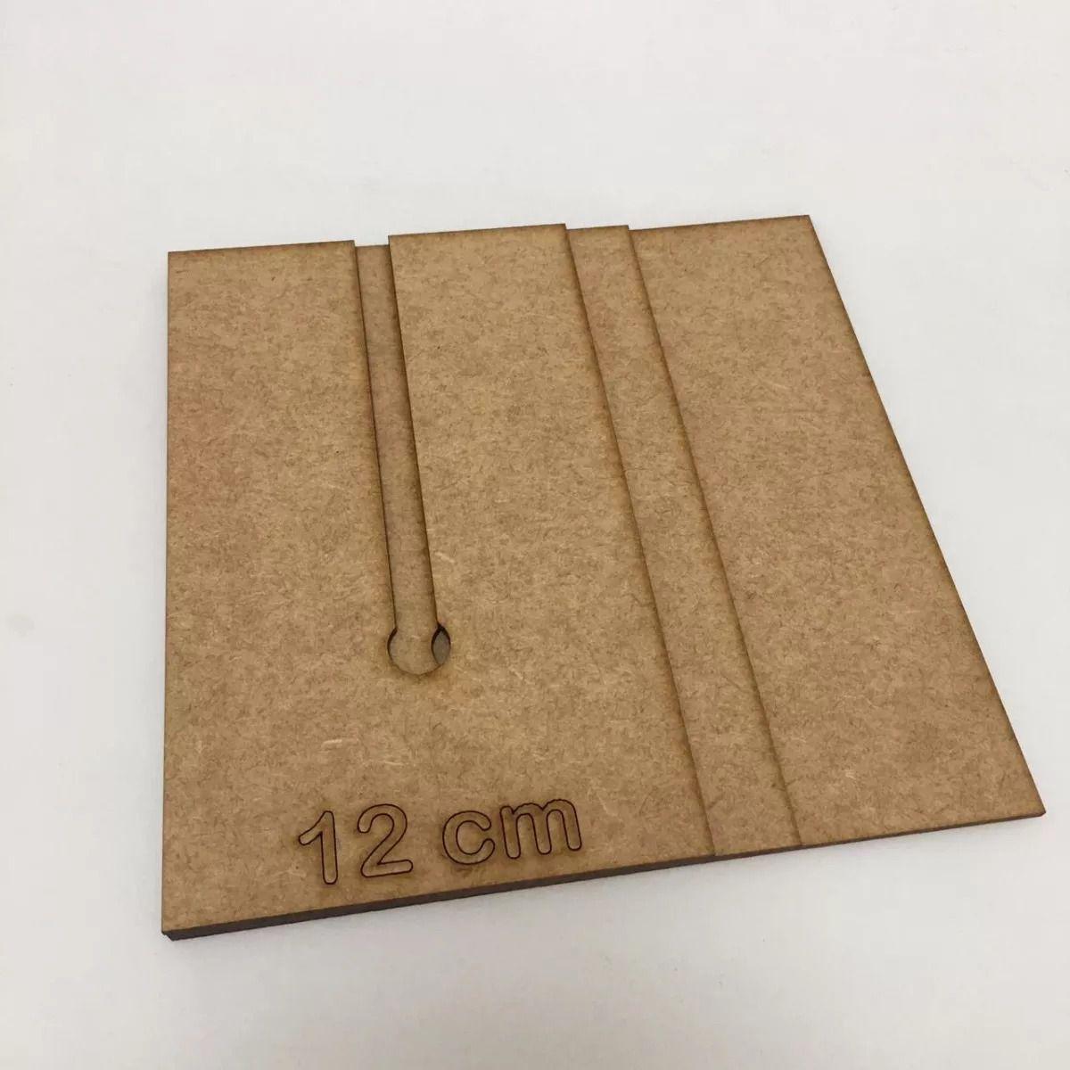 Gabarito para Laços Kit 6 Peças