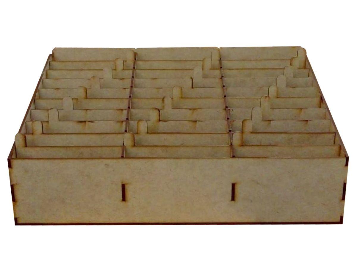 Porta Comanda Mdf 36,7cm Comandeira Pizzaria Bar