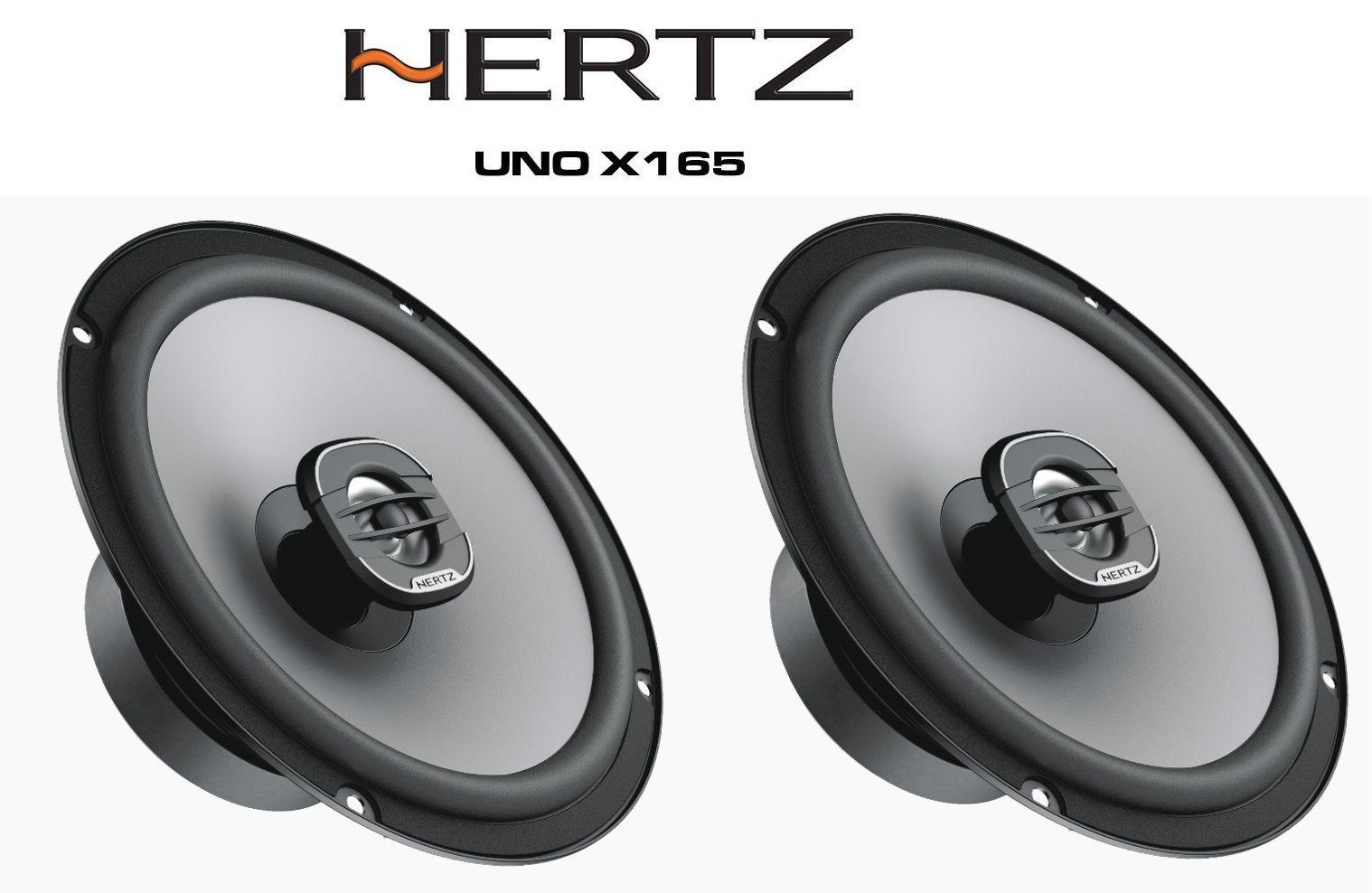 Alto Falante Hertz X 165 Uno ( 6 Pols / 110w Rms )