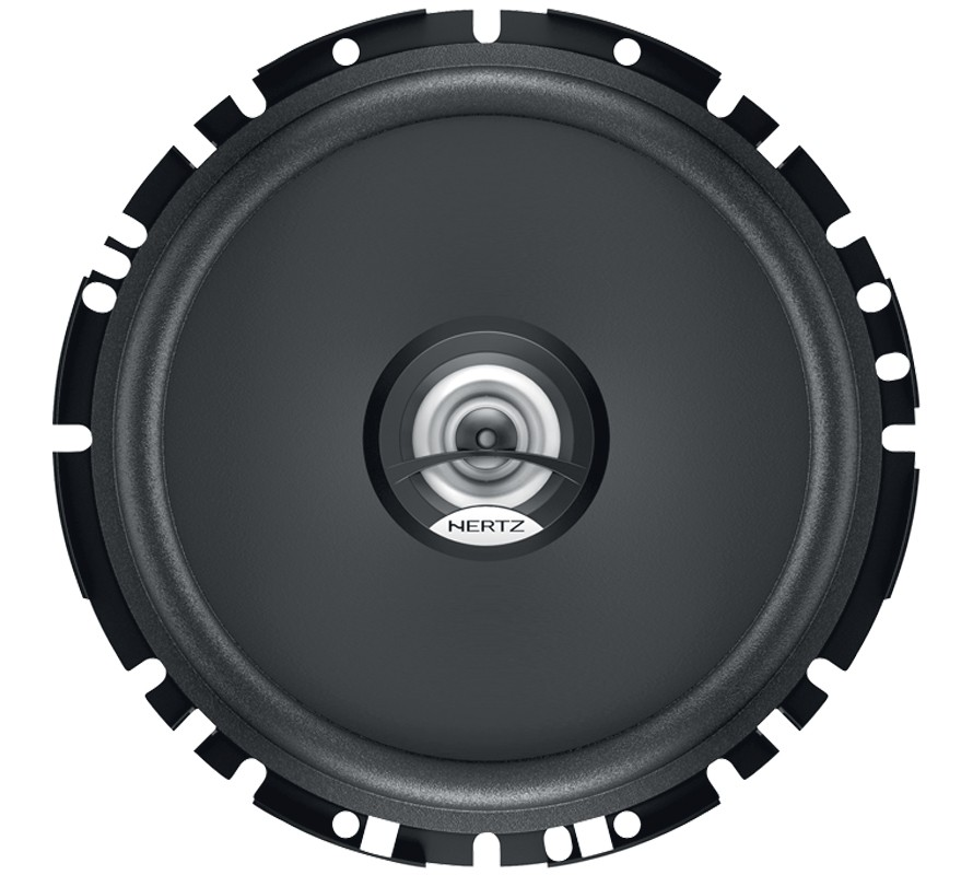 Kit Alto Falante Coaxial Hertz Dcx 170.3 ( 6  Polegadas )